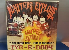 "Igniters Steel Band Igniters Explode LP Vinyl Record 12"" - £2.29 GBP"