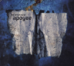 Apogee – The Art of Mind CD - $16.99