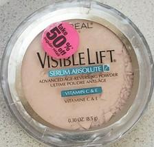 Loreal Visible Lift Serum Absolute Powder 170 Fair (READ DESC) - $11.29