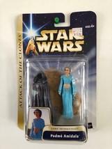 Star Wars Saga Padme Amidala Lars' Homestead #35 AOTC 2003 - $24.74