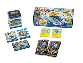 Pokemon Card Game Sun Moon Center Yokohama Limited Special Box Opening - $111.99