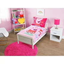 Toddler Peppa Pig Bedding Set - $39.99