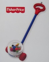 Hallmark 2012 Fisher Price Corn Popper NIB Ornament - $23.95