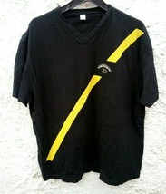 STRONGBOW Cider Mens Graphic T-Shirt XL Black  - $11.27