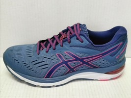 ASICS GEL-CUMULUS 20  Athletic Size 11 Running Neutral Shoes Blue/Pink W... - $79.19