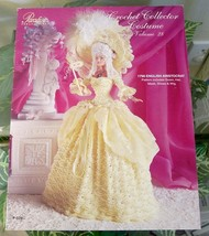Paradise Crochet Pattern, Vol 28-1790 ENGLISH ARISTOCRAT-Shoes-Wig-11-1/... - $9.99