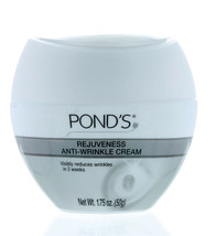 POND'S Rejuveness Anti Wrinkle Cream Firm Skin Visible Reduce Lines Rene... - $6.92