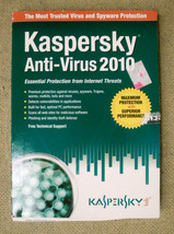 Kaspersky Anti-Virus 2010 - $24.83