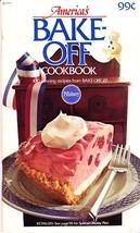 Pillsbury Classic Cookbook, America's Bake-Off, 100 Winning Recipes, 1976 - $2.25