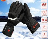 Motorcycle Waterproof Full Finger Thermal Gloves Protective Riding Equipment