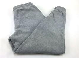 Fila Ladies Heritage Fleece Jogger Sweat Pants Size XL Gray - $18.61