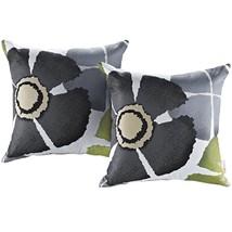 Modway Two Piece Outdoor Patio Pillow Set Botanical EEI-2401-BOT - $42.25