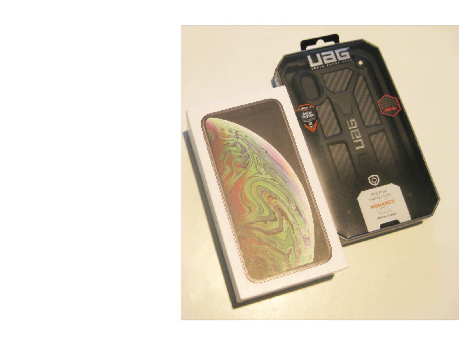 9/10  64gb  Unlocked A1921 Iphone Xs Max Bundle Deal! - $669.99