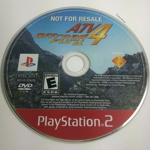 ATV Offroad Fury 4 Sony PS2 Not for Resale Video Game - $3.95