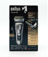 Braun Series 9 9390CC Wet / Dry Cordless Rechargeable Men's Electric Shaver - $256.11