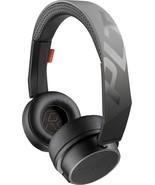 Plantronics - BackBeat FIT 505 On-Ear Wireless Sport Headphones - Black - $112.21