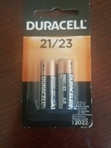 Duracell 00406 Alkaline Batteries, 12 Volts, 2-Pack - $20.67