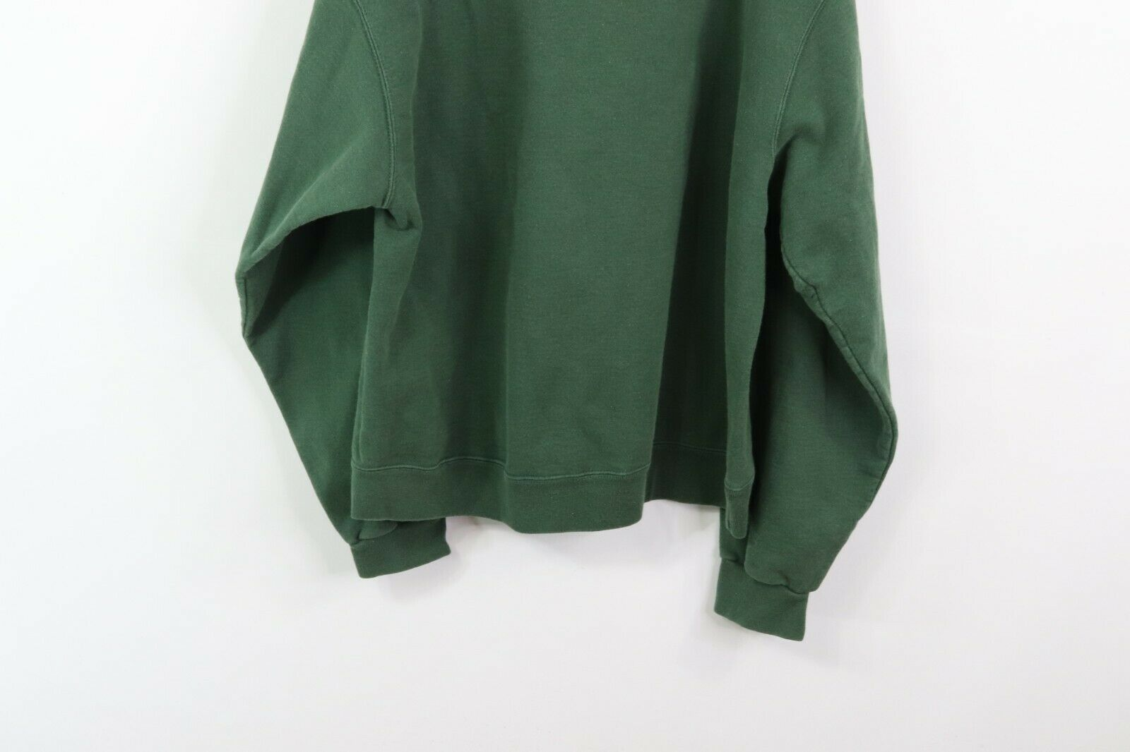 Vintage 90s Champion Mens Large Michigan State University Spell Out Sweatshirt image 7