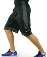 NEW Nike DRI-FIT Assist Basketball Shorts men's sz: M  TeamWear BLACK 64... - $29.99