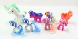Vintage Mix LOT of Hasbro My Little Pony Figures - $8.90