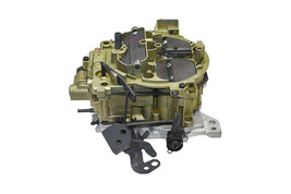 Remanufactured Rochester Quadrajet Carburetor 4MV 66-73 image 2