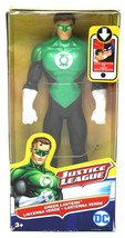 "Neuf Mattel Dc Comics Justice League 6 "" Vert Lanterne Action Figurine - $14.16"