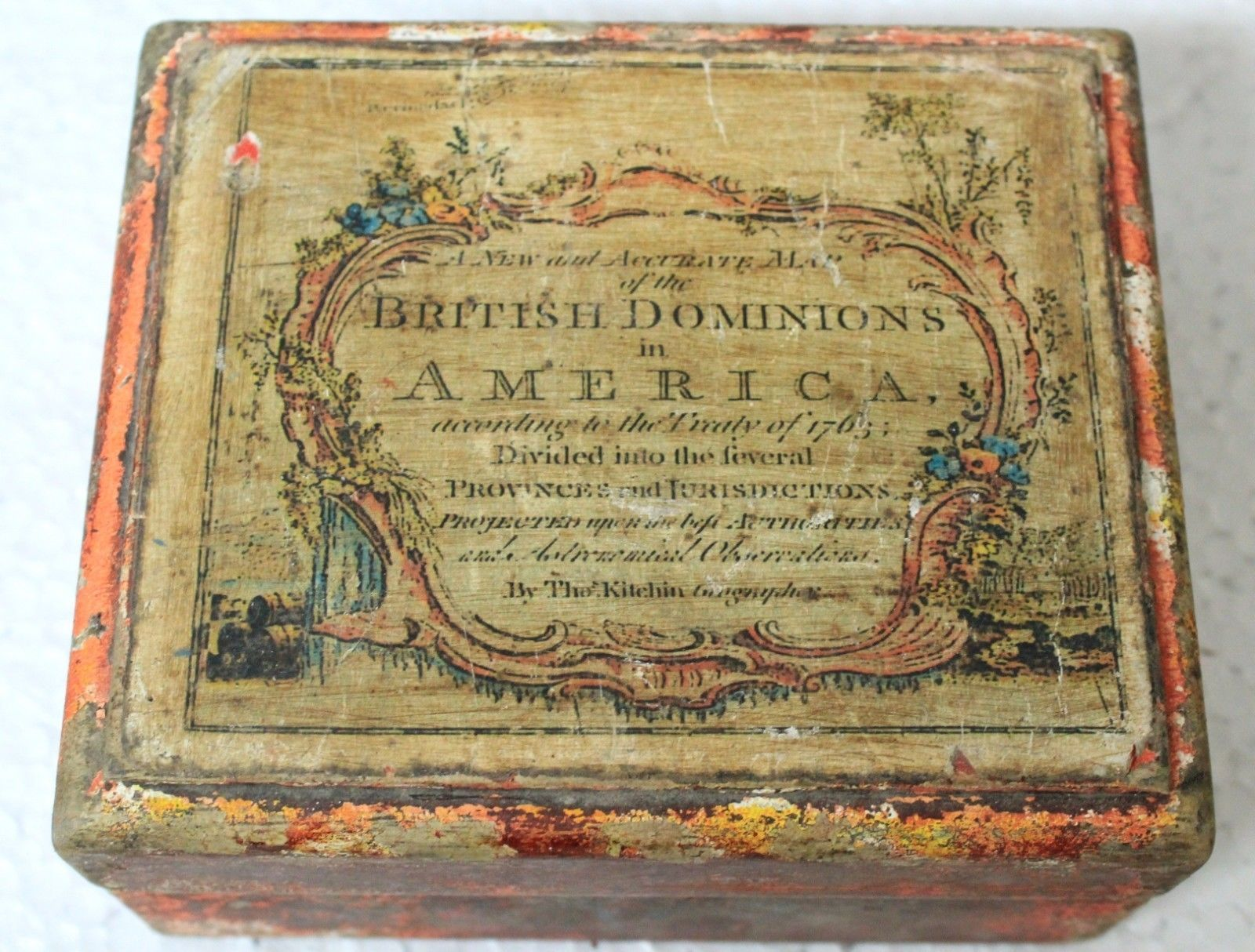 Boxes british dominions in america vintage designer boxes antique collectible