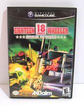 Eighteen 18 Wheeler (Nintendo Gamecube, 2002) Complete! - $7.95