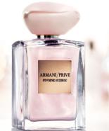 SOIE DE NACRE by ARMANI/PRIVE 5ml Travel Spray Perfume PIVOINE SUZHOU SH... - $23.00