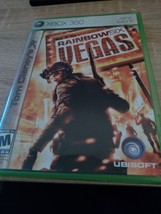MicroSoft XBox 360 Tom Clancy's Rainbow Six: Vegas image 1