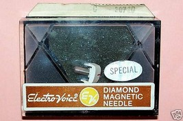 RECORD PLAYER TURNTABLE STYLUS NEEDLE EV 3072D for Sanyo STL-40T ST-4D - $14.20