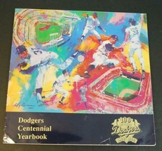 1990 Los Angeles Dodgers Centennial Yearbook - $9.89