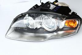 2005-2009 AUDI A4 QUATTRO RS4 DRIVER LEFT BI XENON HID HEADLIGHT ASSEMBL... - $244.99