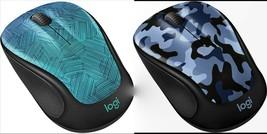 Logitech M325c Color Collection Wireless Optical Mouse - $18.49+