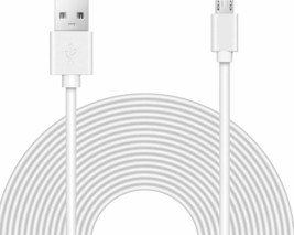 25ft USB-C Power Extension Cable for Security Cameras