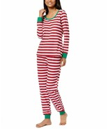Family PJs Nutcracker Crushed It 2-Piece Long Sleeve Pajama Set Red Holiday - £10.94 GBP