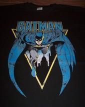 Vintage Style Batman Dc Comics T-Shirt Large New - $19.80