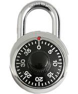 Hardened Stainless Steel Combo Lock Heavy Duty Combination Automatic Lock - $7.99