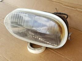 81-91 JAGUAR XJS Euro Glass Headlight Lamp Driver Left LH image 2