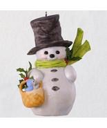 That's Snow Sweet Snowman 2018 Hallmark Ornament - $24.74