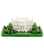 White House Poly Replica Small , Washington DC Souvenirs, Washington D.C... - $9.99