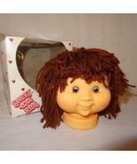 """Doll Head Brown Hair Sweet Love Kids 4""""   Old Stock - $9.99"""