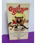 A Christmas Story VHS 1988 Pre Owned Turner Classic Movies  - $9.89