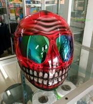 Custom Motorcycle Helmet - $258.00