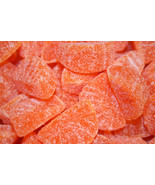 ORANGE SLICES CANDY, 2LBS - $16.19