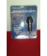 LED Portable Bi-Color Light Kit Super Compact with 2 Mounting Options 15... - $35.00