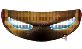 Girl Lashes Babydoll 2 Helmet Visor Sticker Motorcycle Shield Decal Tint Eyes