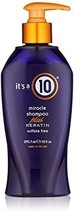 It's a 10 Haircare Miracle Shampoo Plus Keratin, 10 fl. oz. - $18.82
