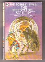 THE BOBBSEY TWINS  THE FREEDOM BELL MYSTERY   Ex++ 1ST ED - $22.15