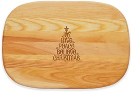 Carved Solutions Everyday Collection Joy-Love-Peace Tree 15-Inch x 10-Inch - $116.77